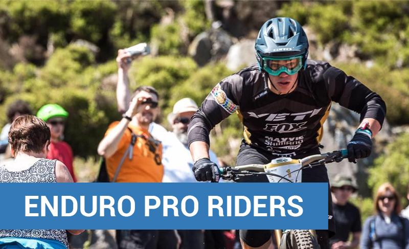 Enduro Pro Riders
