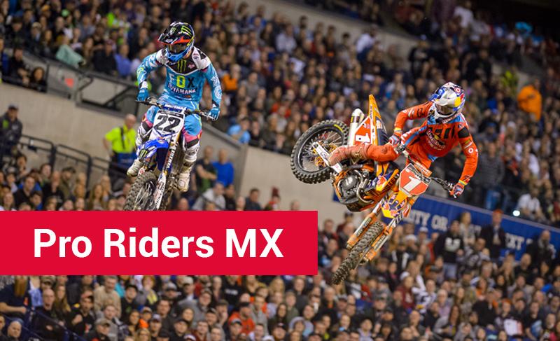 Pro Riders MX